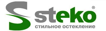 логотип заводу Стеко