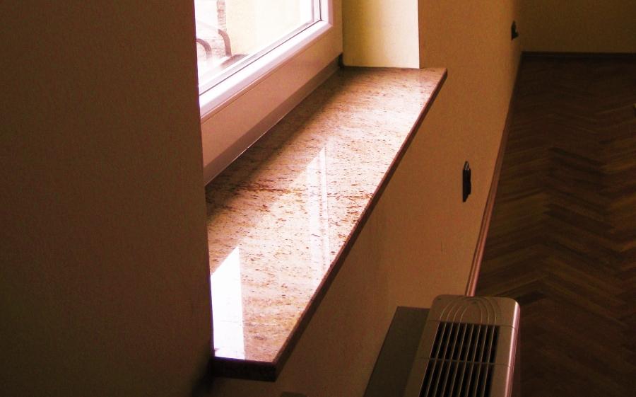 подоконник из керамзит-бетона