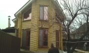 Вікна WDS в с. Канівському в дерев'яному зрубі-3