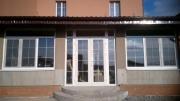 Остекление фасада коттедж Новоалександровка - 4