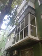 балкон Карла Маркса Дніпропетровськ-8