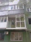 балкон Карла Маркса Днепропетровск