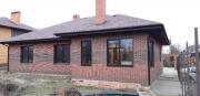 Новый частный дом - монтаж пластиковых окон Rehau Synego