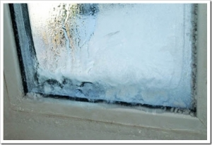 Утворення конденсату на пластикових вікнах в Дніпрі